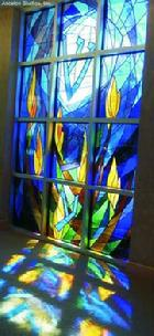 stained glass windows ascalon studios maryland