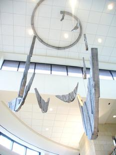 kinetic sculpture, mobile Memphis, TN by David Ascalon, Ascalon Studios